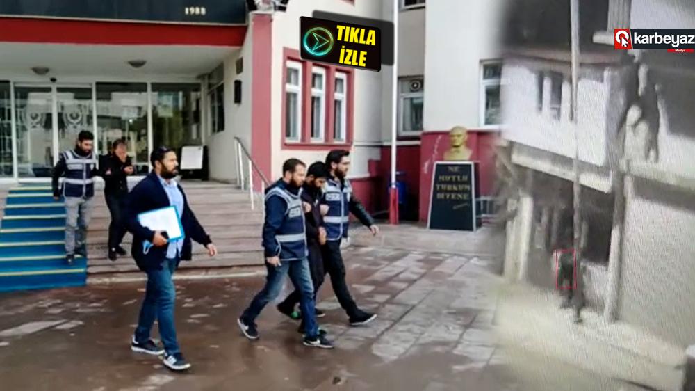 Erzurum'da büyük soygun...