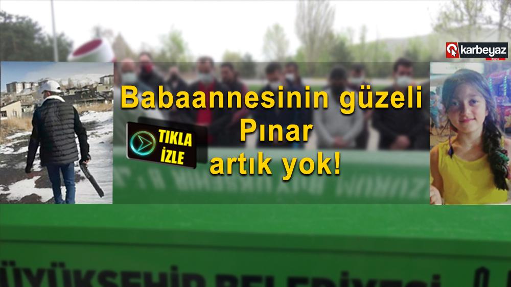 Serseri kurşun 13 yaşındaki Pınar'ı hayattan kopardı