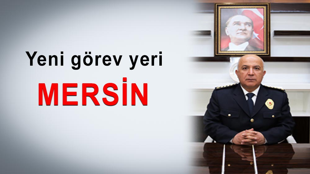 Erzurum, Asayiş Daire Başkanı Levent Tuncer'e emanet