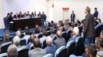 Hınıs, Tekman ve Karaçoban'da da şura toplantıları yapıldı
