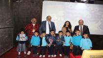 Aziziye'de çocuklar için gezen sinema