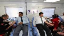 Nevzat Karabağ Lisesi'nden Kök Hücre Bağış Projesi