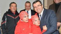 Özel Sporcular Türkiye Şampiyonası Erzurum'da Başladı