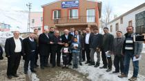 Başkan Orhan seçim ziyaretlerini sürdürüyor