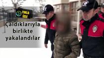 Erzurum Polisi, hırsızlara göz açtırmıyor