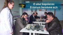Erzurum'un 5 yıldızlı bir okulu var