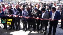 Erzurum'un '7 Renk' Marketi hizmete girdi