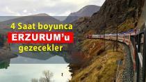 Turistik Doğu Ekspresi Yola Çıkıyor.