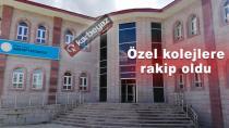 Şair Nefi Ortaokulu yeni binasında ders başı yapacak!
