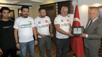 """Büyükşehir'de """"Adım Adım Erzurum"""" buluşması"""