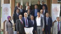 Yem bitkisi tohumları Erzurum'daki çiftçilere dağıtıldı