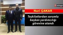 Erzurum Ülkü Ocakları'nda önemli görevlendirme