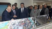 Bakan Albayrak'tan Büyükşehir Belediyesi'ne ziyaret