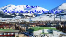 En yüksek nüfus artışı Palandöken'de gerçekleşti