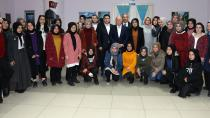 Başkan Sekmen gençlerle buluştu