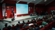 TÜBİTAK yarışması Atatürk Üniversitesi'nde yapıldı