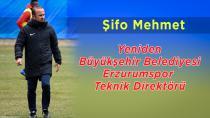 Erzurumspor Mehmet Özdilek'le ikinci kez anlaştı