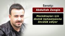 Erzurum müzik camiası dayanışma örneği sergiliyor