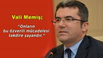 Erzurum Valisi'nden basın özgürlüğü günü mesajı