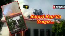Sosyal tesis yangın nedeniyle boşaltıldı