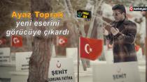 Ayaz Toprak 'O Şehir Erzurum' adlı esere imza attı