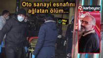 Erzurum'da oto tamircisi av tüfeğiyle canına kıydı