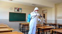 Yakutiye'de dezenfeksiyon işlemleri hız kesmiyor