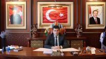 Başkan Melik Yaşar'dan Miraç Kandili mesajı