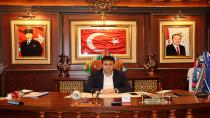Melik Yaşar'dan Berat Kandili Mesajı
