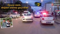 Erzurum'da kaybolan çocuklar ekipleri alarma geçirdi