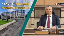 Dsi Bölge Müdürlüğü artık Oğuzhan Yavuz'a emanet